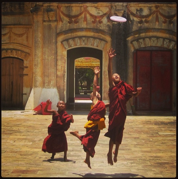 Ultimate monks!