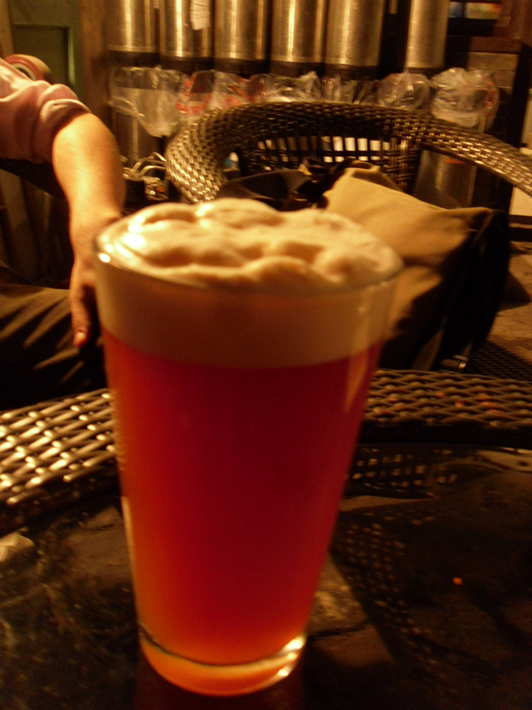 Adventure, mystery, and micro-brews lay down the path of this hutong.